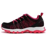探路者徒步鞋春秋男女户外登山徒步登山运动鞋