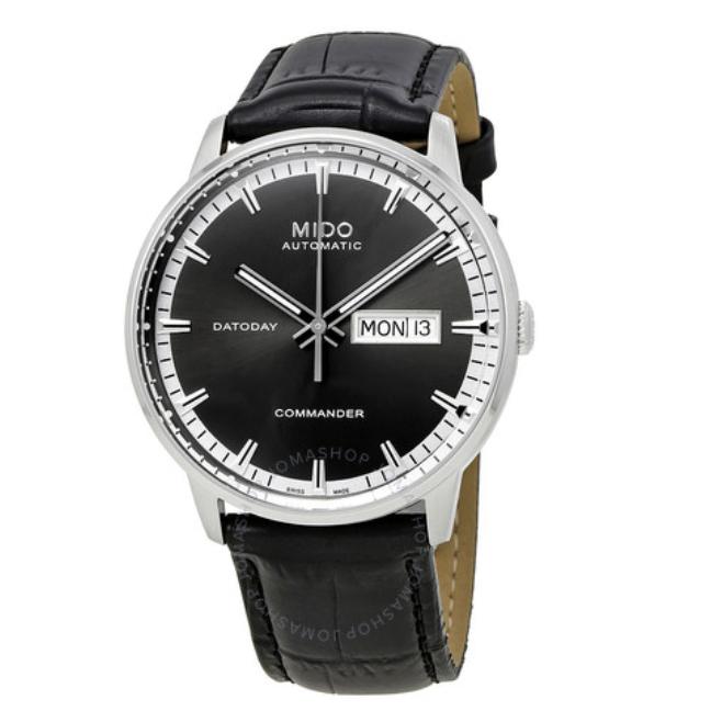 MIDO 美度 指挥官系列 M016.430.16.061.80 男士自动机械手表