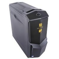 Hasee 神舟 战神G55P-9180S5N 台式电脑主机(i3-9100、8GB、 512GB、GTX1050Ti 4GB)