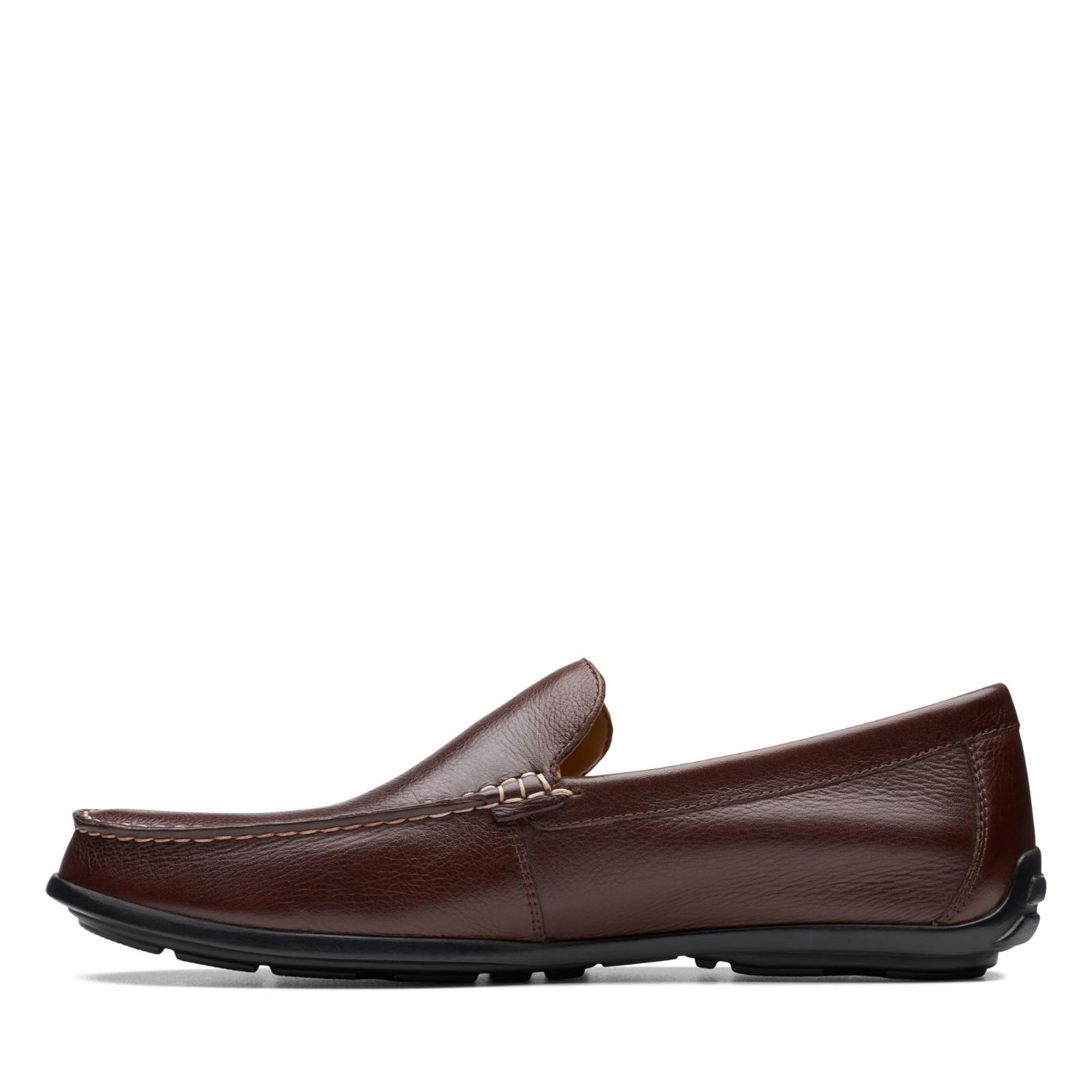 Clarks Grafton 男士乐福鞋