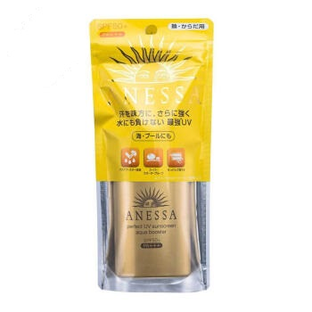 ANESSA 安热沙 水能户外乳防晒乳液60 ml(包装更新,请以实际到货为准) 478796