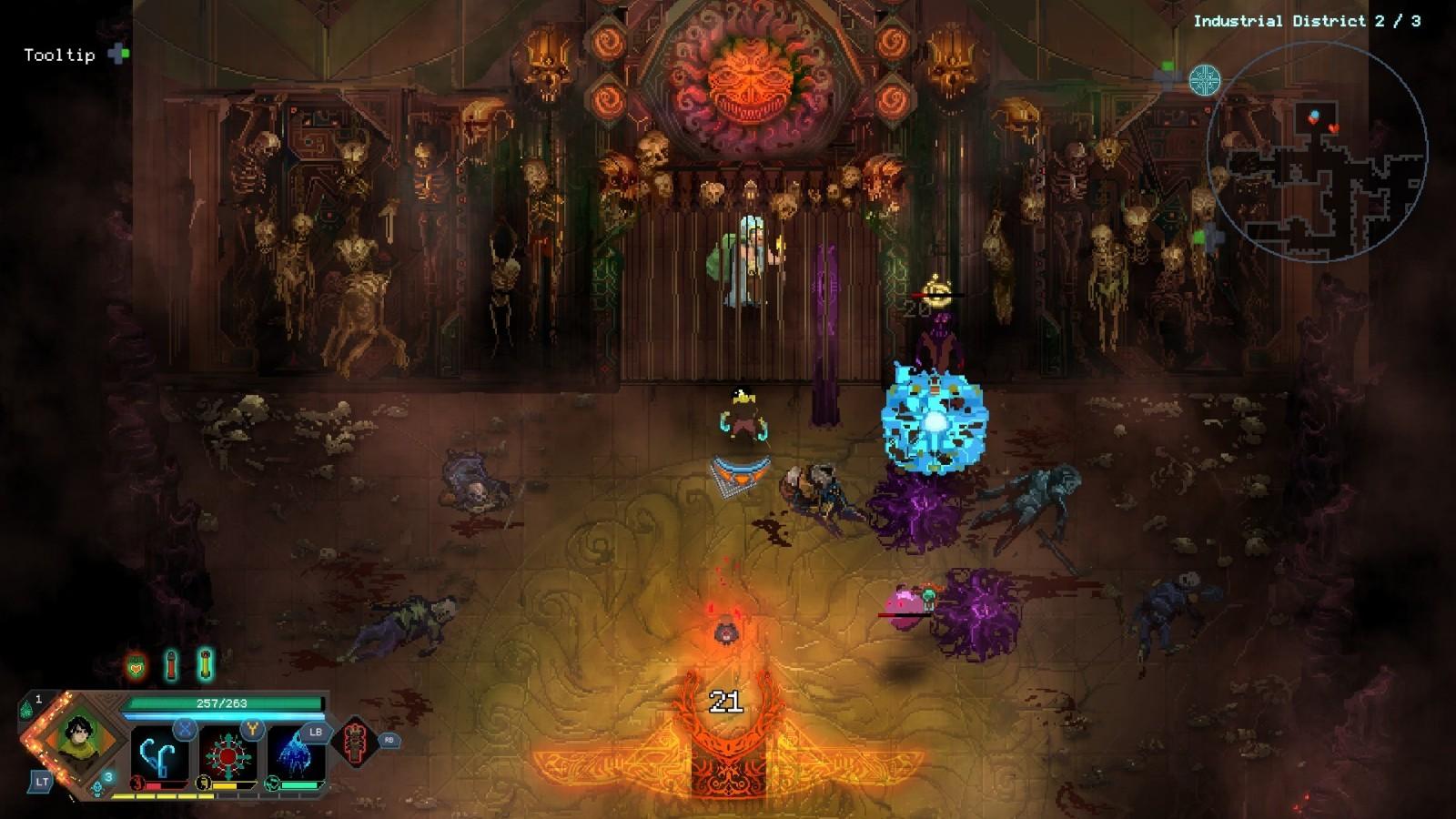 《莫塔之子》PC俯视角动作游戏