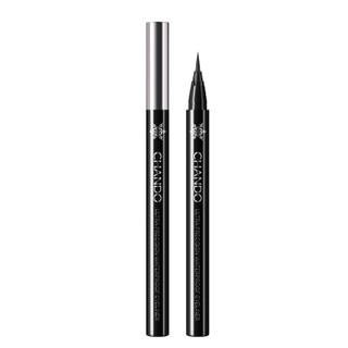 CHANDO/自然堂 一笔成型纤细持久眼线笔 眼妆彩妆眼线液笔(魅力妆容快干不晕染) 黑色