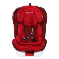 innokids IK-08  儿童安全座椅 幸运红-isofix硬接口款