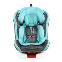innokids IK-08  儿童安全座椅 天使蓝-isofix硬接口款