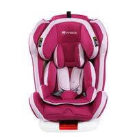 innokids IK-08  儿童安全座椅 活力红-isofix硬接口款