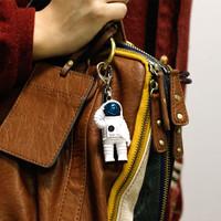 Hamee Mr.Yupychil手机挂件五月天 顽固 宇航员 发光钥匙扣挂件