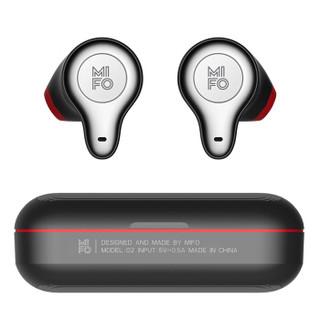 mifo 魔浪 O2 无线蓝牙耳机 (黑色、通用、耳塞式)