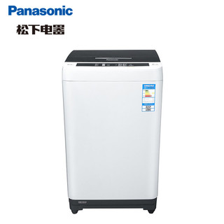 Panasonic 松下 清净乐  XQB65-Q56231 全自动波轮洗衣机