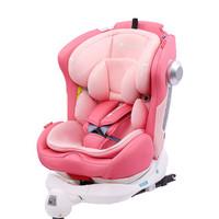 innokids YC-05S 儿童安全座椅 (公主粉)