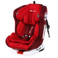 innokids YC02 儿童安全座椅 幸运红