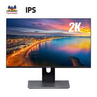 ViewSonic 优派 VX2480-2K-HD 23.8英寸2K显示器