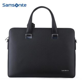 好物种草 : Samsonite 新秀丽 COINAGE 男士横款手提公文包