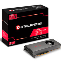 DATALAND 迪兰 Radeon RX 5700 显卡 8GB
