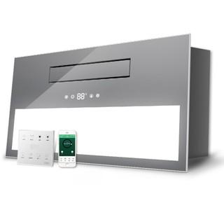 nvc-lighting 雷士照明 X系列 E-JC-60BLHD 39-1 多功能风暖浴霸 *2件
