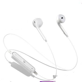 KEAN 无线蓝牙耳机入耳式 运动跑步音乐适用于苹果华为vivo小米OPPO三星手机通用 白色