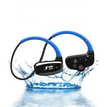 SOMiC 硕美科 游泳运动蓝牙耳机 (黑色、通用、入耳式)