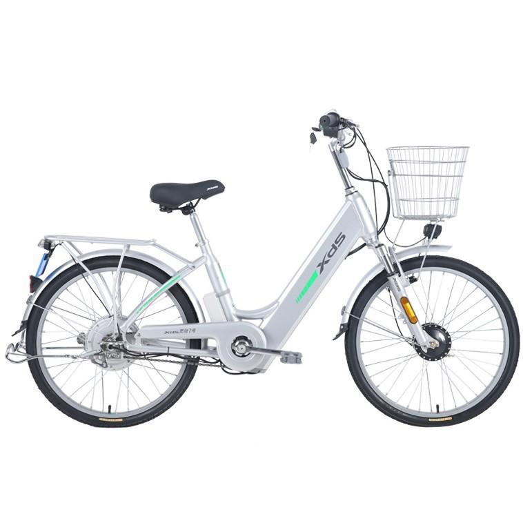 XDS 喜德盛 灵动7号 24寸48V 电动自行车 (宝石蓝)