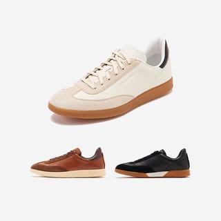 COLE HAAN 可汗 低帮鞋运动鞋透气复古橡胶底板鞋  C29161 43