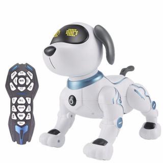 儿童玩具 机器狗抖音同款电动遥控对话声控智能智能特技狗