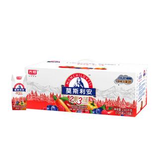 Bright 光明 莫斯利安 红果 常温酸牛奶 135g*18盒 *4件