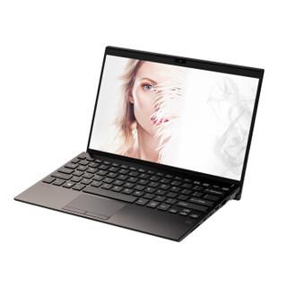 VAIO SX12 12.5英寸笔记本电脑 (深夜黑、i5-8265U、256GB SSD、8GB)