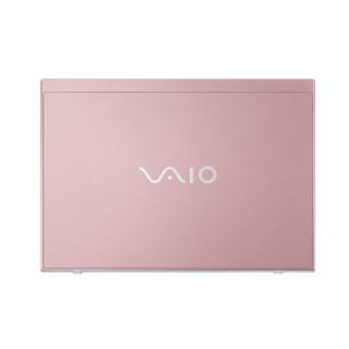 VAIO SX12 12.5英寸笔记本电脑 (樱花粉、i5-8265U、512GB SSD、8GB)