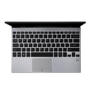 VAIO SX12 12.5英寸笔记本电脑 (月光银、i7-8565U、512GB SSD、8GB)