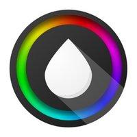 """移动端 : AppStore 上的""""Depello - 颜色飞溅照片"""""""