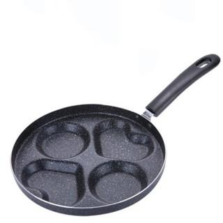 惬艺 煎蛋锅平底锅 黑色
