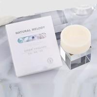 自然旋律 净逗除螨皂非苦参皂面部祛痘手工皂硫磺皂去螨虫皂沐浴香皂 海盐皂