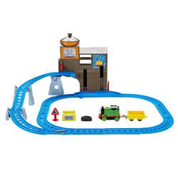 Thomas & Friends 托马斯和朋友 电动系列 DFL92 培西蓝山之旅轨道套装 +凑单品