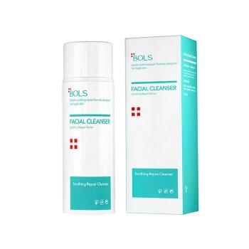 Bols 葆丽匙 氨基酸洗面奶男女敏感肌温和泡沫补水保湿清洁毛孔洁面乳100g 瑞士进口原料
