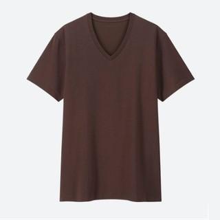 UNIQLO 优衣库 418694  男士V领T恤
