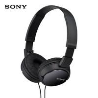 百亿补贴:SONY 索尼 MDR-ZX110AP 头戴式耳机
