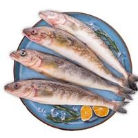 禧美 冷冻北海道野生深海黄鱼 400g*3袋