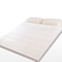 历史低价 : Nanataya 娜娜塔雅 泰国天然乳胶床垫 180*200*5cm