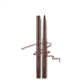 CHIOTURE 稚优泉 眼线胶笔不易晕染防水大眼定妆初学者学生 眼线胶笔M02深棕色