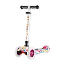 21stscooter 米多 儿童滑板车 可拆卸涂鸦款