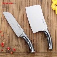 LINKFAIR 凌丰 德诺系列 刀具两件套 剁骨刀+水果刀