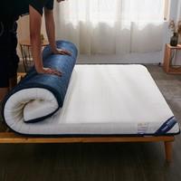 移动专享 :  Xanlenss 轩蓝仕 榻榻米宿舍乳胶舒适棉床垫 90*200*10cm