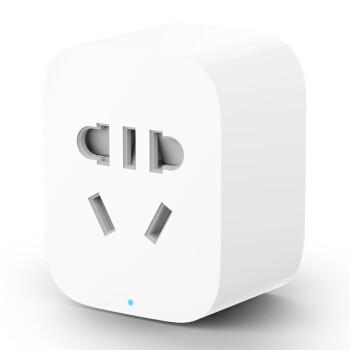 小米(MI)智能插座2蓝牙网关版WiFi遥控定时开关家用多功能插排接线板插头 米家智能插座2 蓝牙网关版