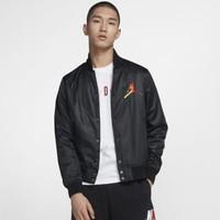 Air Jordan DNA 男子缎面夹克