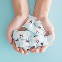 kavar 米良品 一次性压缩毛巾 50枚( 22*23.5cm)