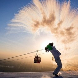 雪季预售!住进万达度假区,滑雪泡汤!长白山万达智选假日酒店1晚