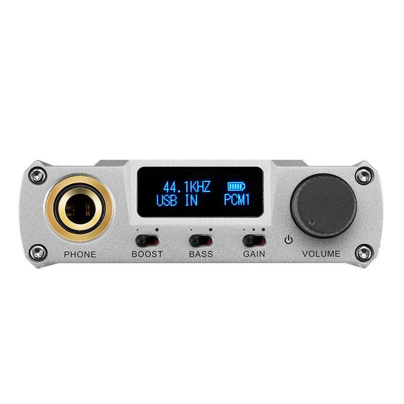 乂度XD-05Plus 1000mW大推力解码耳放便携台机