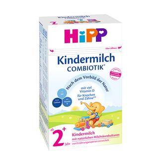 9日0-2点2件8.5折:HiPP 喜宝 益生菌有机婴幼儿奶粉 2+段 600克 *2