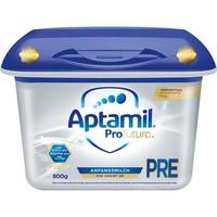 银联专享:Aptamil 爱他美白金版婴儿配方奶粉 Pre段(0-6个月)800g