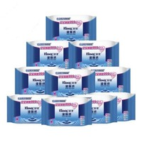 Kleenex 舒洁 520901 湿厕纸 40片*10包清洁湿纸巾湿巾