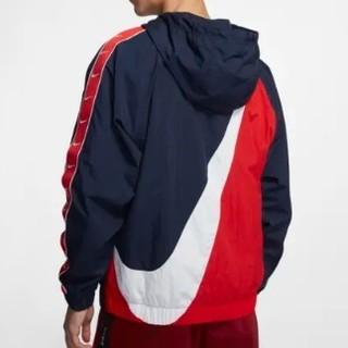 NIKE 耐克 Sportswear Swoosh CD0420 男子梭织上衣